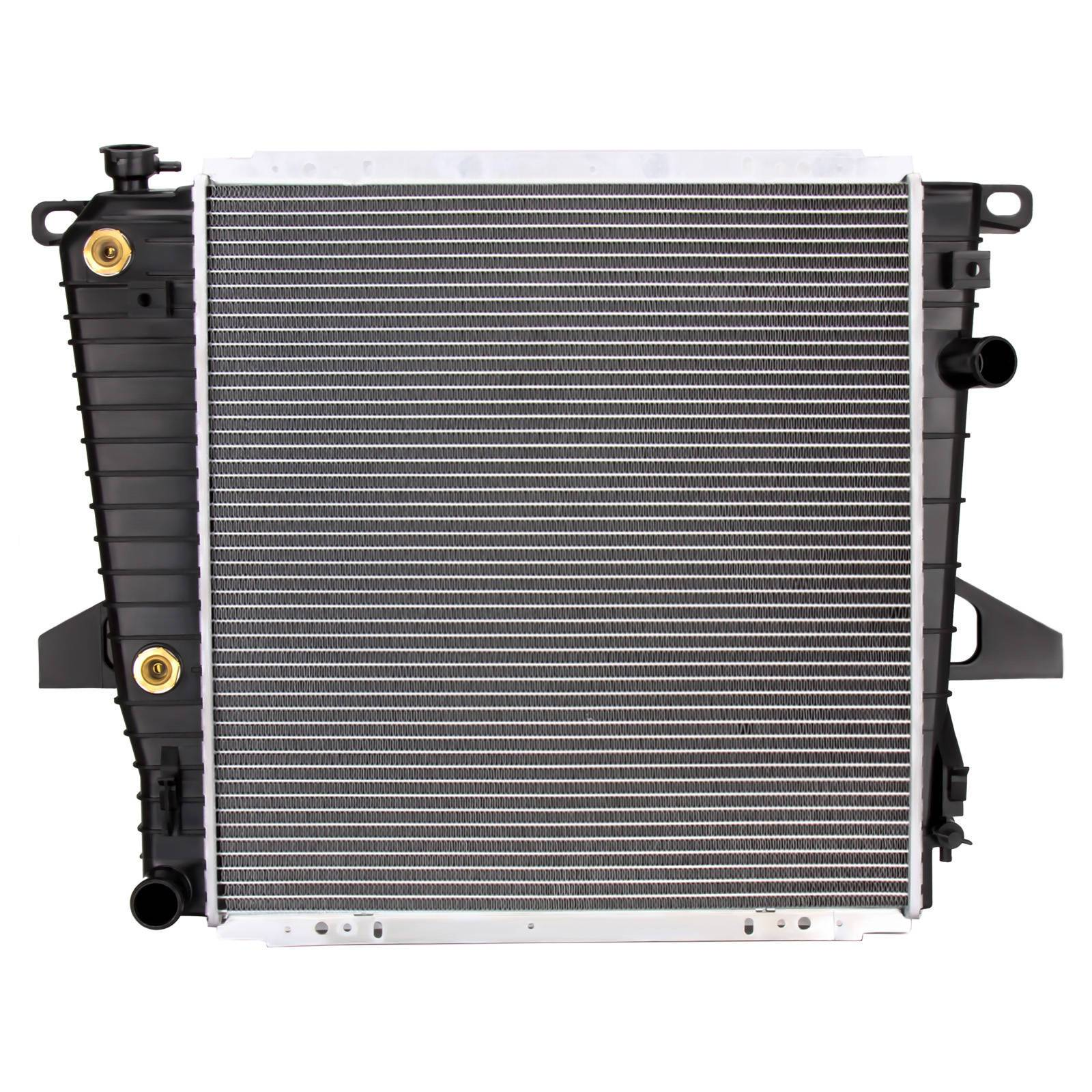 1728 Full Aluminum Radiator For Ford Explorer 4.0L 1995 1996 1997 Brand New
