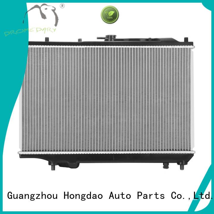 Dromedary Brand gg kh 19891990 mazda 6 radiator aluminum