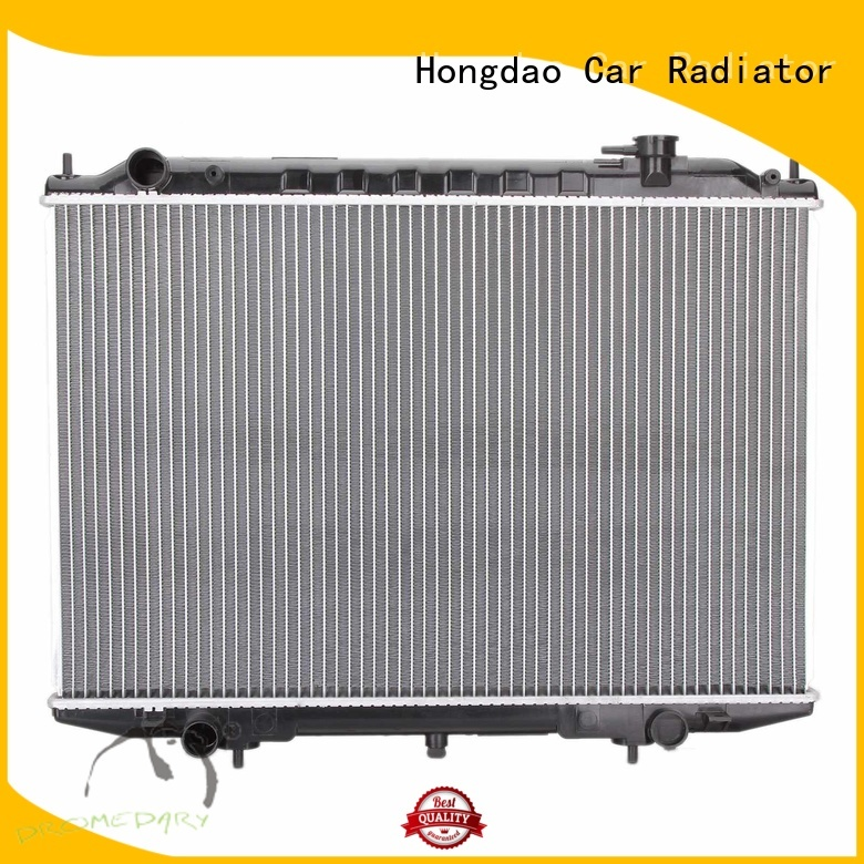 Custom series navara nissan radiator Dromedary 2005on