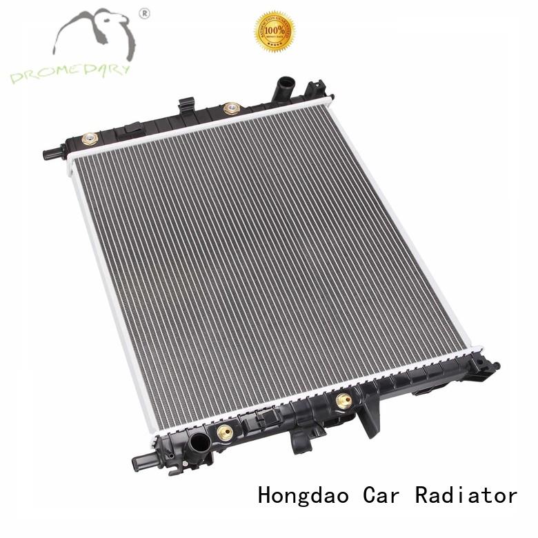 Quality Dromedary Brand mercedes ml320 radiator w124