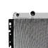 2007 dodge ram 1500 radiator full aluminum Warranty Dromedary