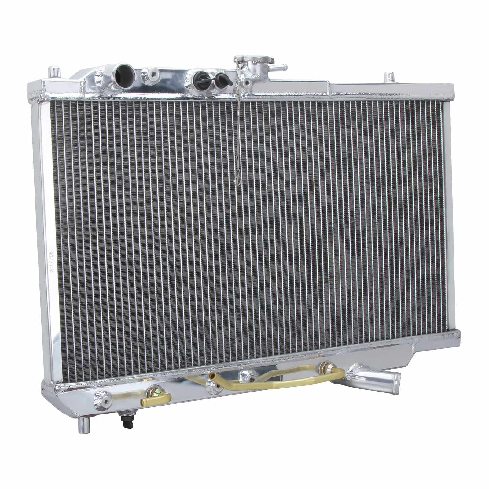 Full Aluminum Radiator for Mazda K323 Protege Asrina Ba 1989-1990 B55715-200D/at/mt