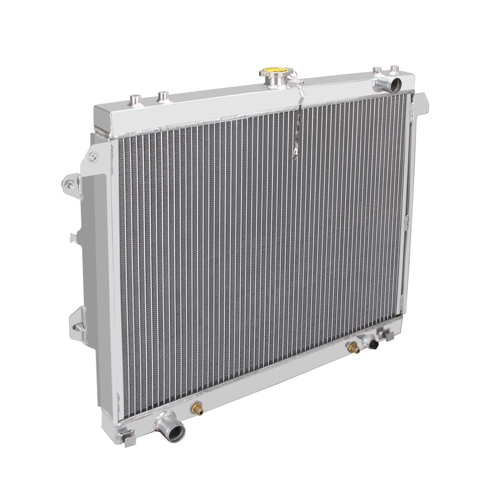 Radiator For Toyota Hilux TGN15R TGN16R 2.7L Petrol 2005-On  Full Alloy