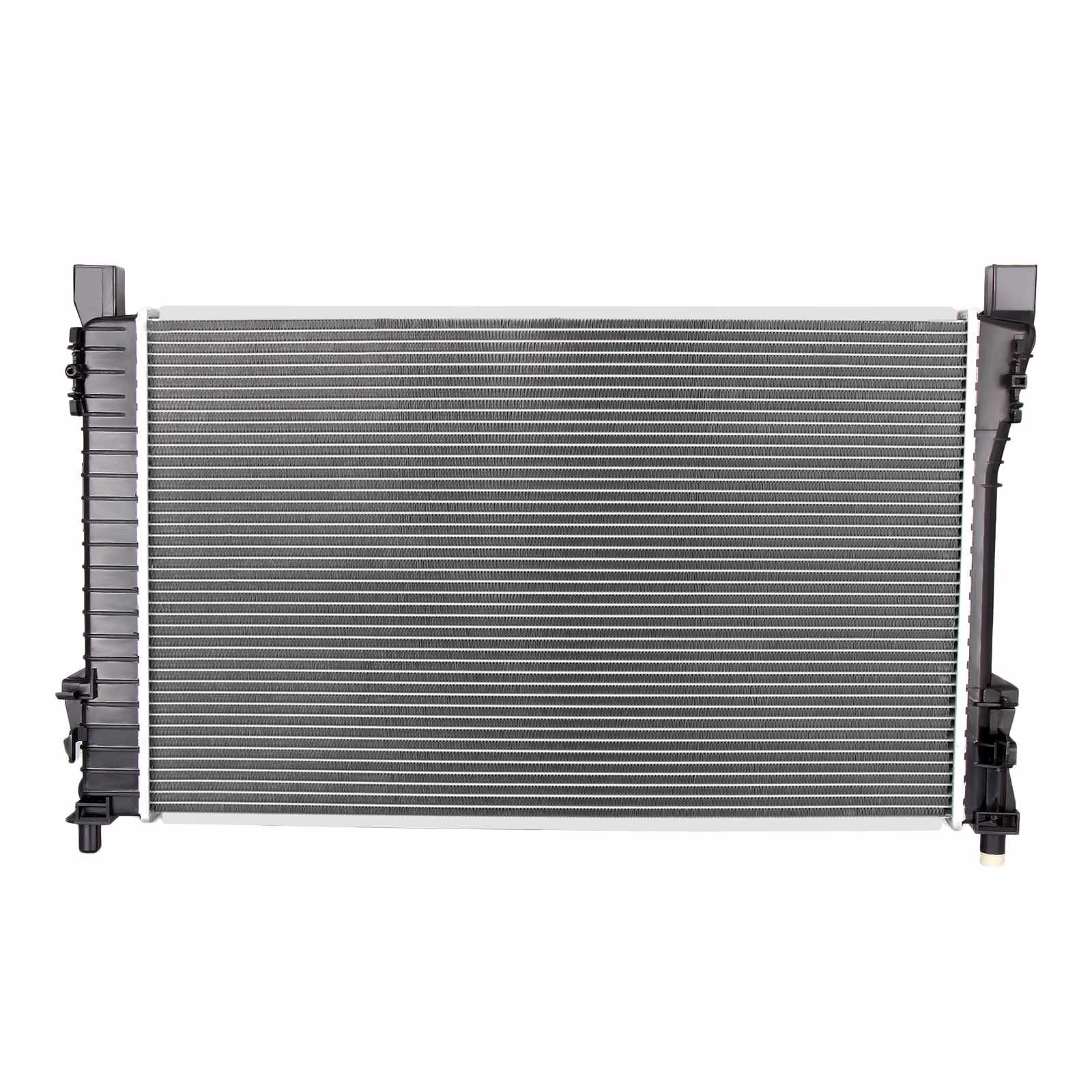 Dromedary Radiator for Mercedes Benz C230 02-07 C240 01-05 C32 C320 1.8 2.3 L4 3.2 AT 2337 MERCEDES BENZ RADIATOR image4