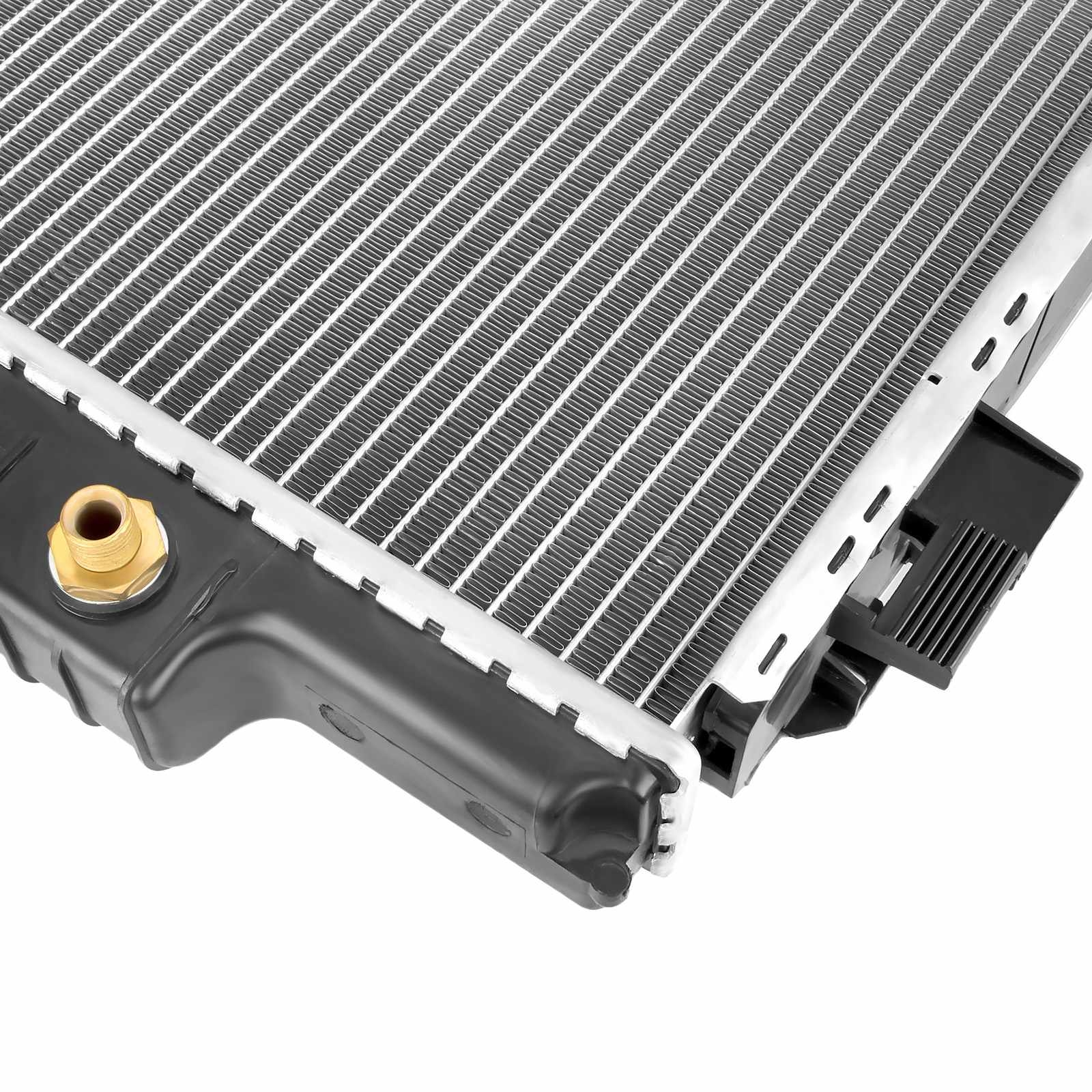Dromedary Brand v8 automanual v6 mercedes radiator manufacture