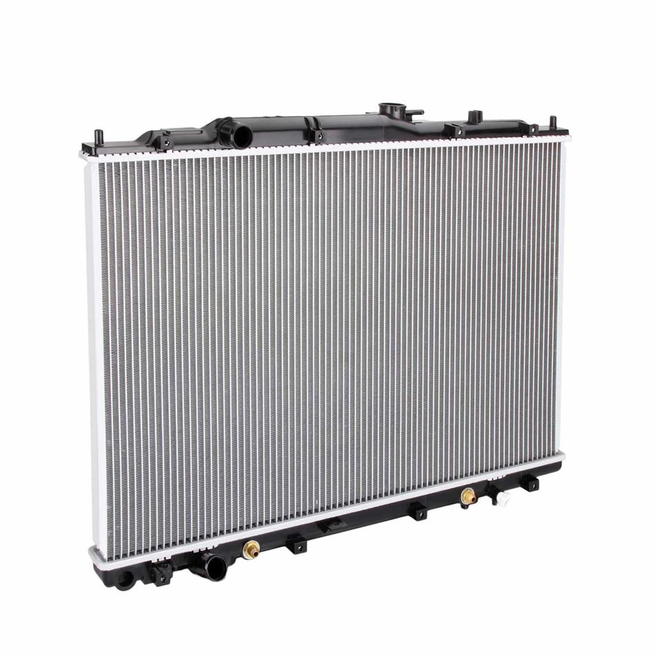 Aluminum Radiator for Acura MDX 03-06 Honda Pilot 2005 3.5 V6 AT NEW