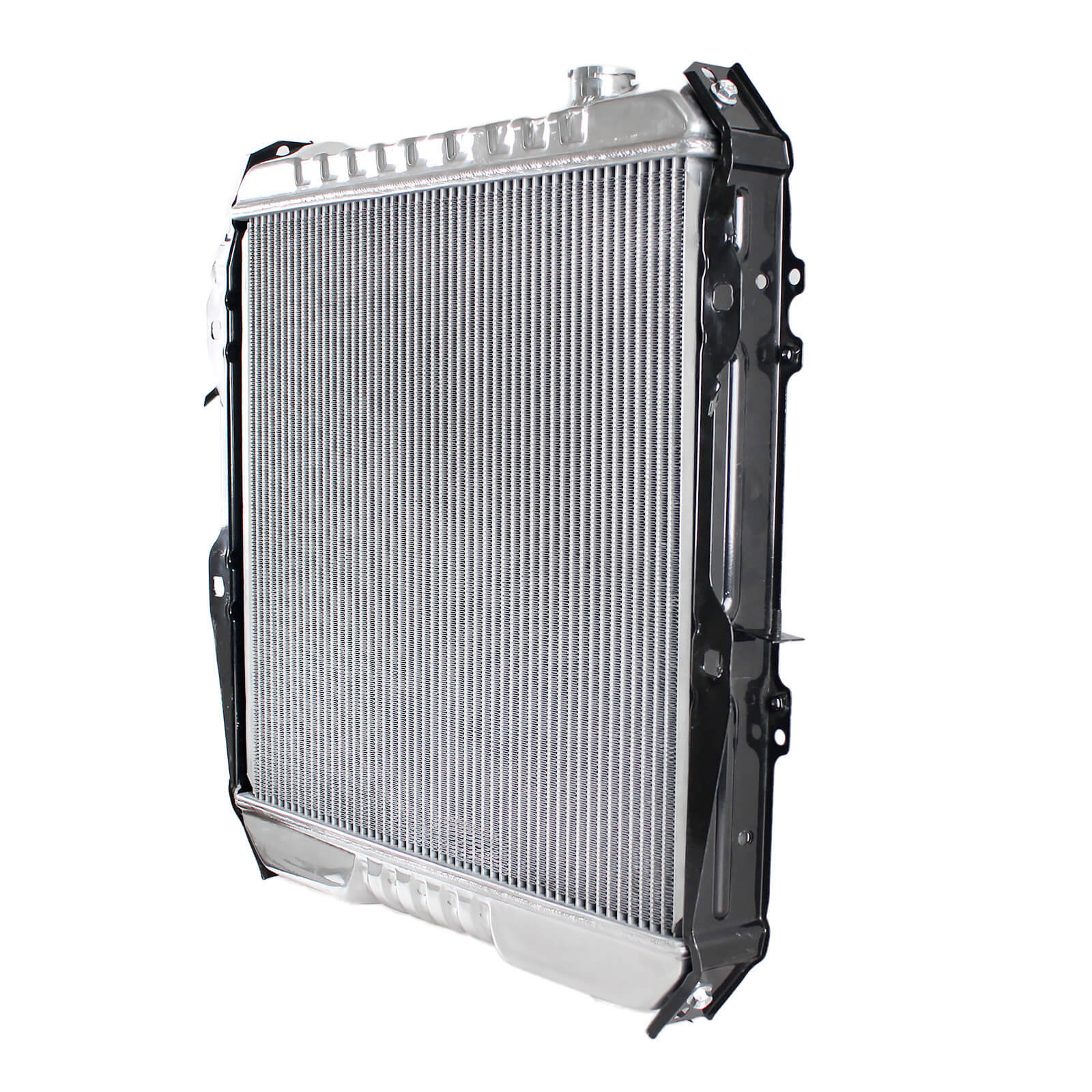 All Aluminum Radiator For Toyota Hilux LN85 LN86 2.8L 1988-1995 Manual