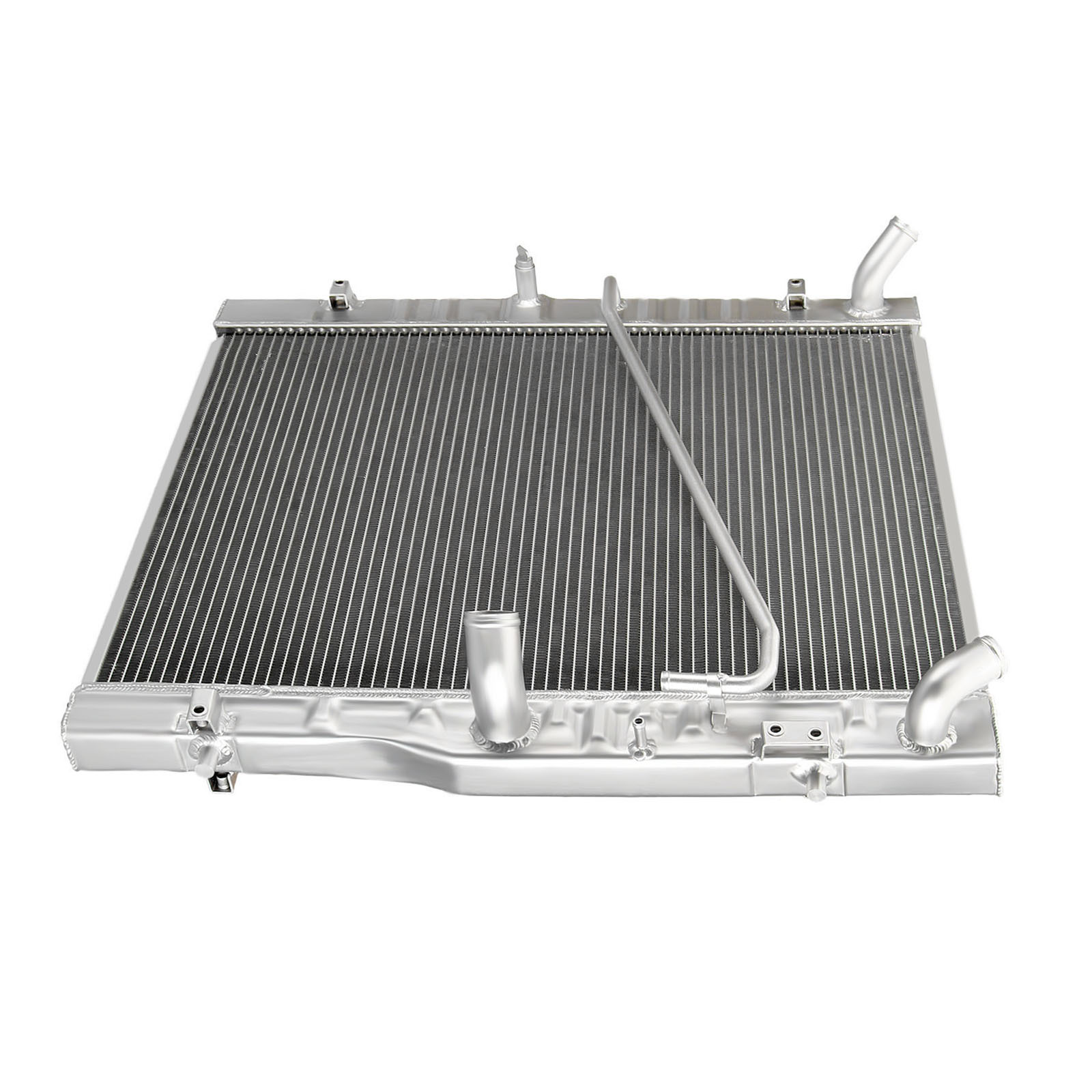 Full Aluminum Radiator for Toyota Hiace 5L 2005-2008 MT 2 Row Brand