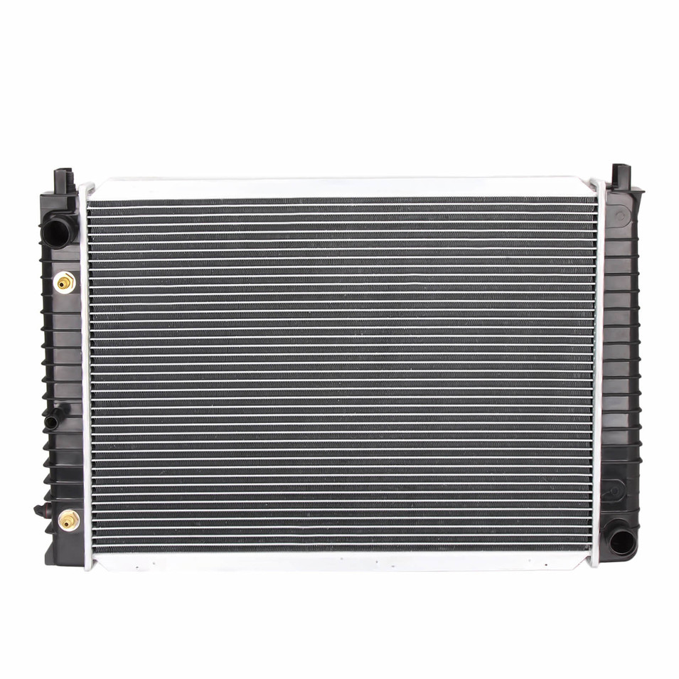 Aluminum Radiator for 1990-1992 Volvo 740 940 Base GL GLE 2.3 L4 4CYL AT&MT 1577