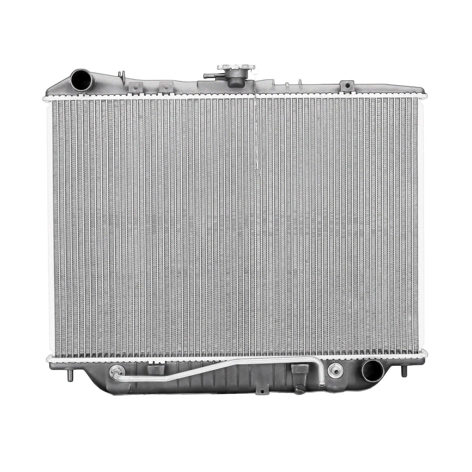 Dromedary Brand dpi 181 isuzu custom 1996 honda accord radiator