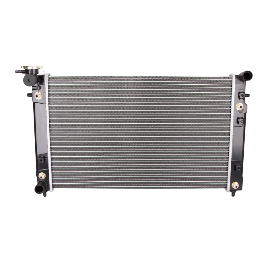 Premium Radiator For HOLDEN VT VX COMMODORE V6 '97-'02 Dual Oil Cooler AT/MT NEW