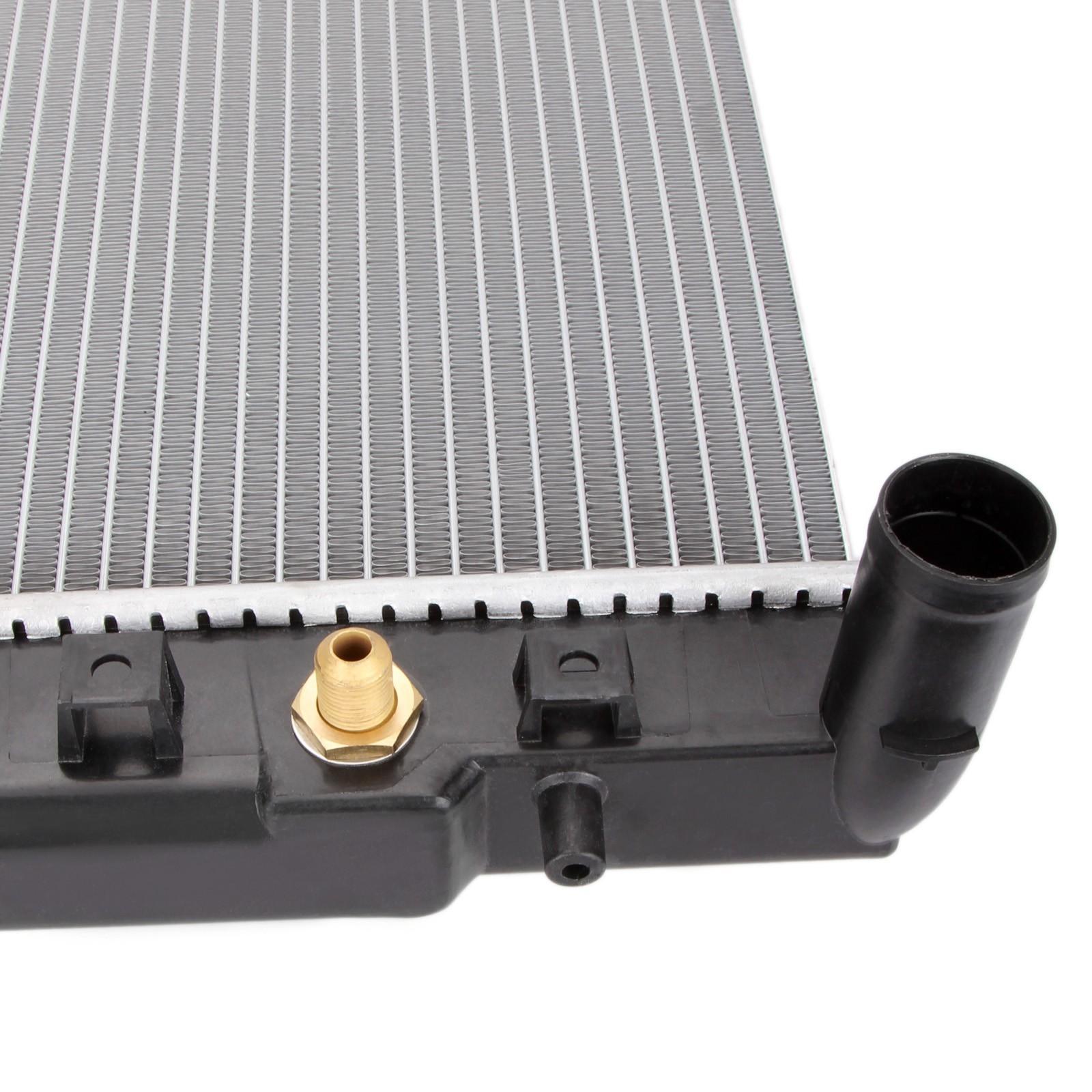 Hot holden radiator 0408 Dromedary Brand