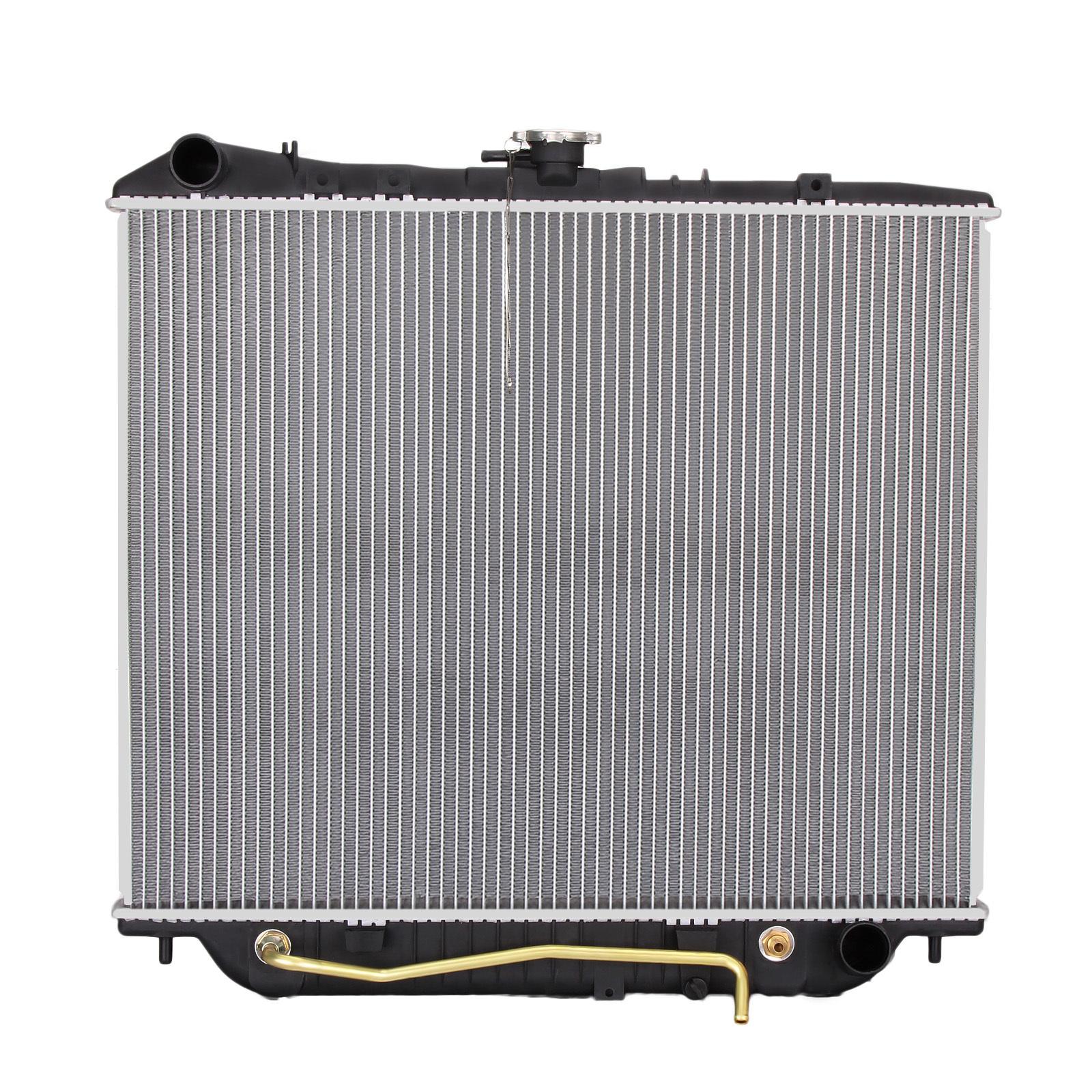 Water Cooler Radiator For IsuzuTrooper Opel Vauxhall Monterey Auto Manual