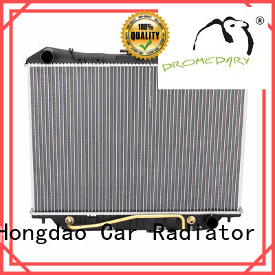 vehicross aluminum Dromedary Brand 1996 honda accord radiator factory