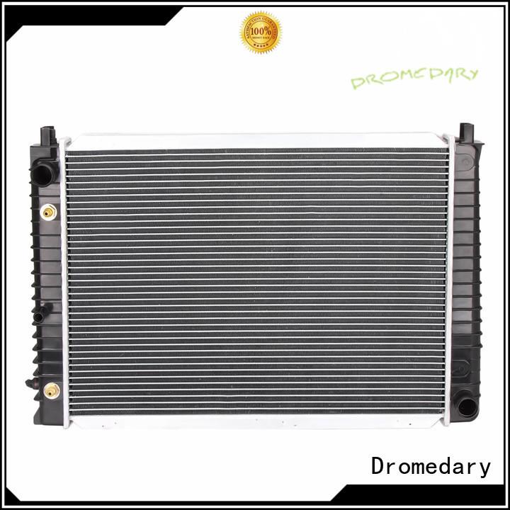Dromedary Brand 740 aluminum custom volvo radiator replacement