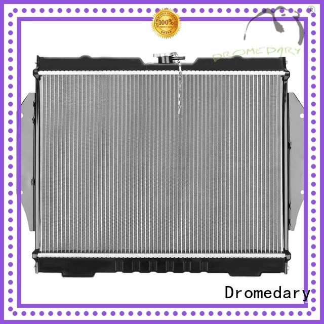 Hot mitsubishi radiator aluminum Dromedary Brand