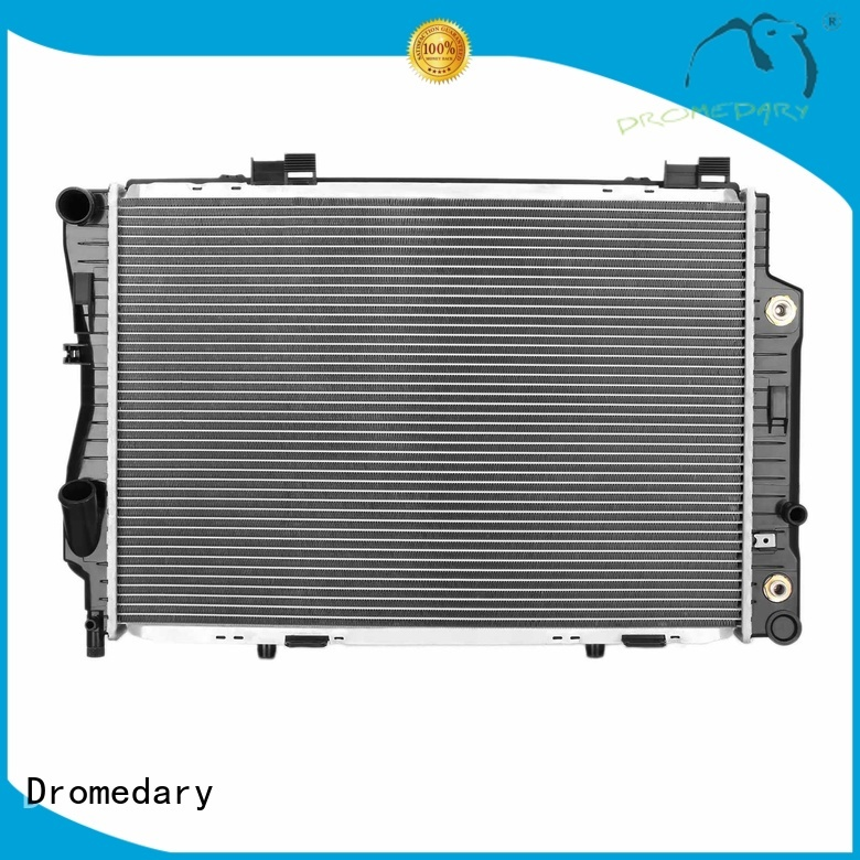 23 Custom v6 mercedes radiator 9502 Dromedary