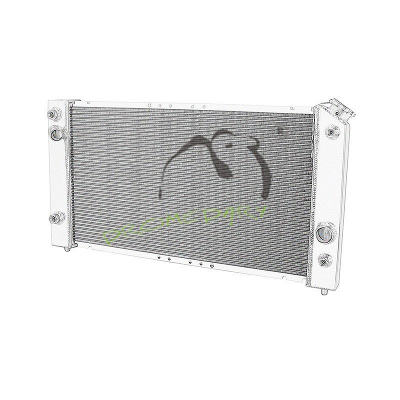 Radiator 1533  for Chevrolet S10 Blazer GMC Jimmy Sonoma 1994-95 AT