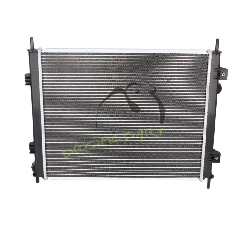 NEW RADIATOR FOR FIAT PROTONS SAVVY 1.2L 2005 MT ALUMINUM CORE HIGH QUALITY
