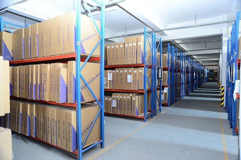 warehouse for goods