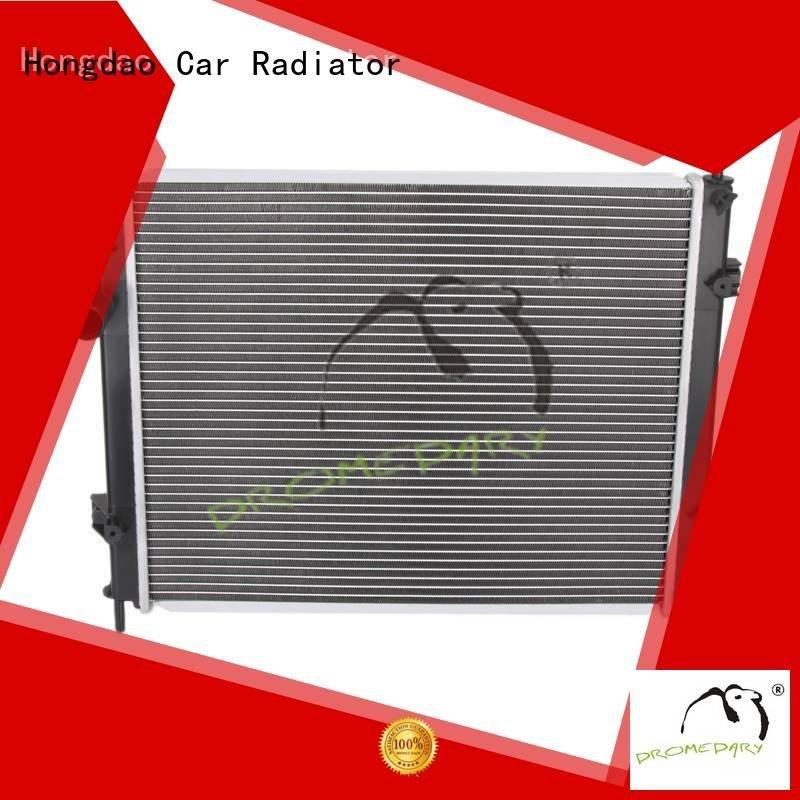 fiat panda radiator 12l aluminum Warranty Dromedary