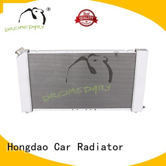 Custom radiator at gm radiator
