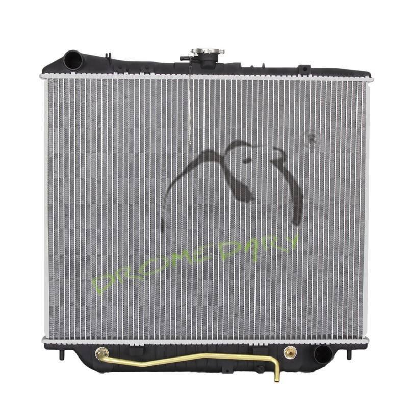Water Cooler Radiator For Isuzu Trooper Opel Vauxhall Monterey Auto / Manual