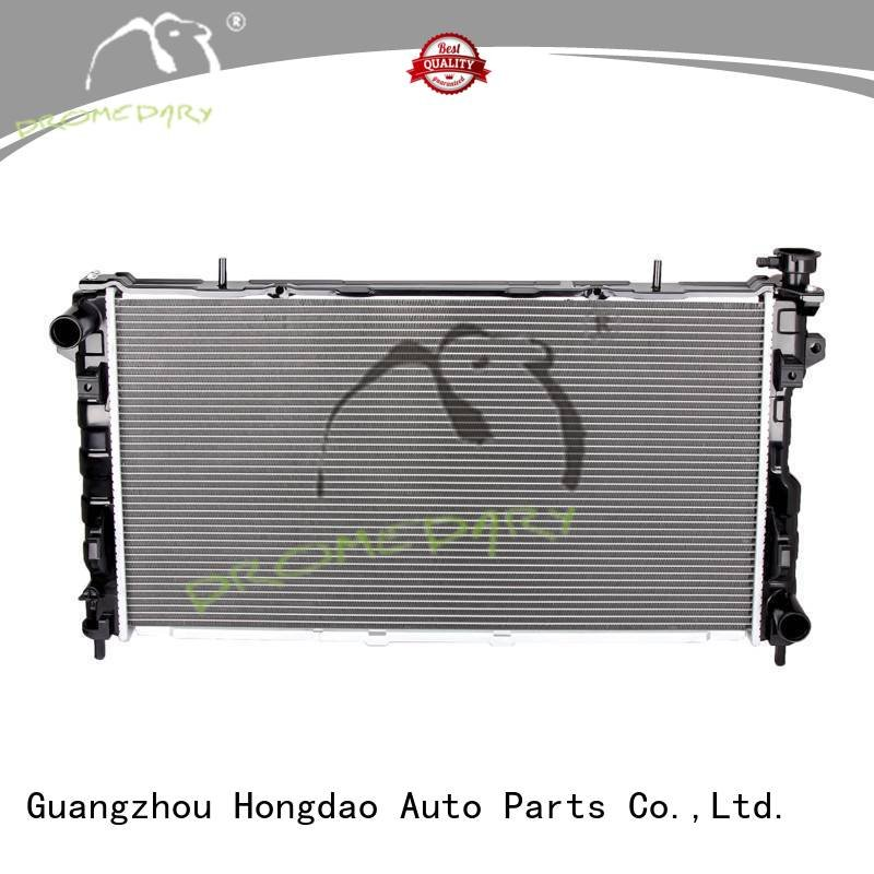 33l 2005 dodge ram 1500 radiator van aluminum