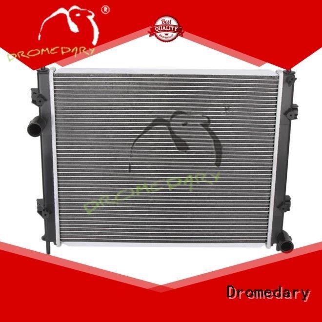 Wholesale aluminum fiat panda radiator Dromedary Brand