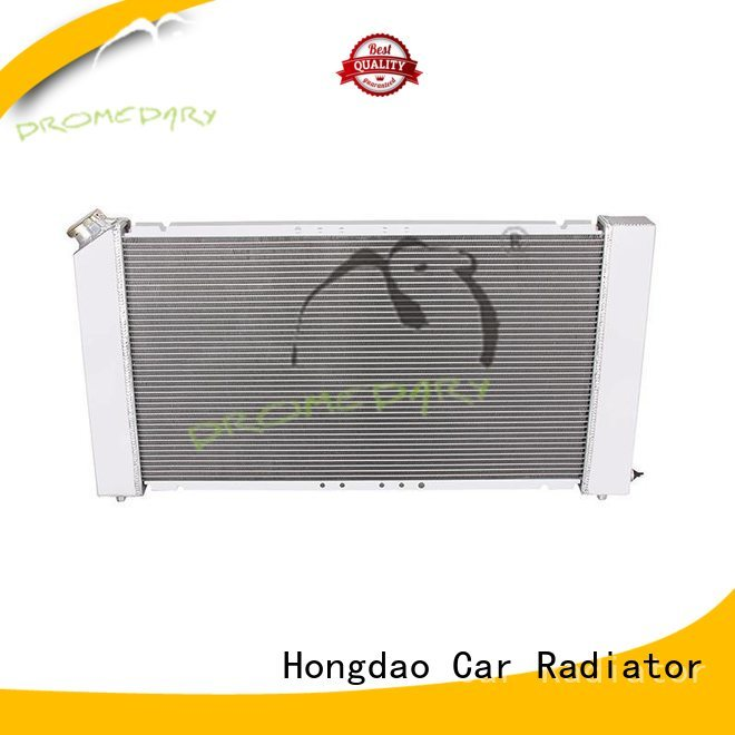 radiator gmc OEM gm radiator Dromedary