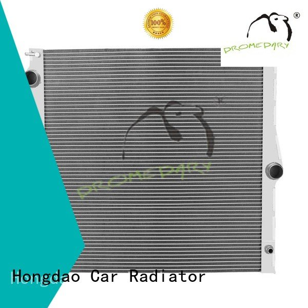 Dromedary Brand x5 2007 bmw radiator manufacture
