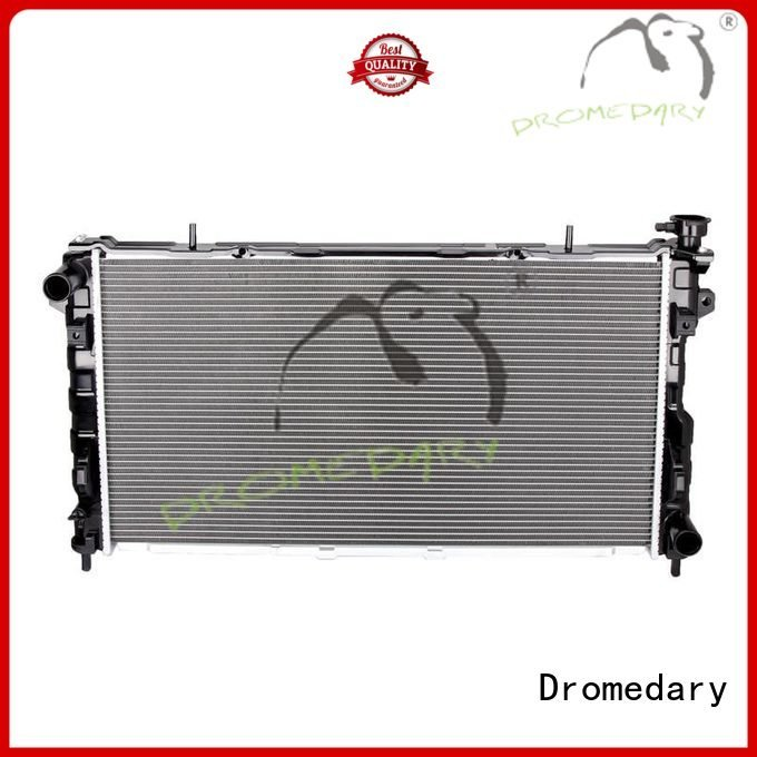 Dromedary Brand country 2007 dodge ram 1500 radiator