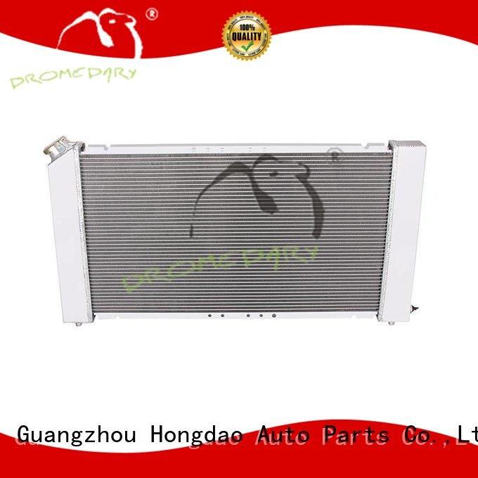 Custom radiator at gm radiator Dromedary 199495