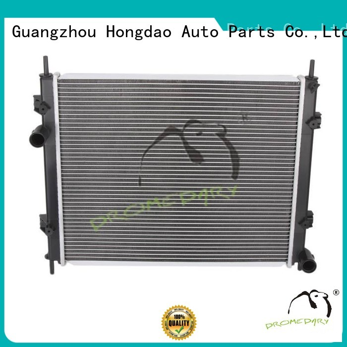 Dromedary Brand 12l aluminum core savvy fiat radiator