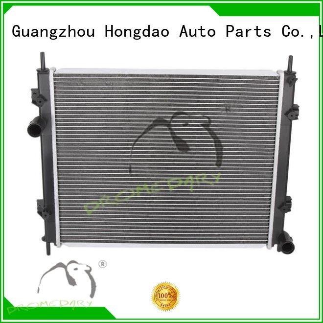 fiat panda radiator aluminum fiat radiator Dromedary Brand