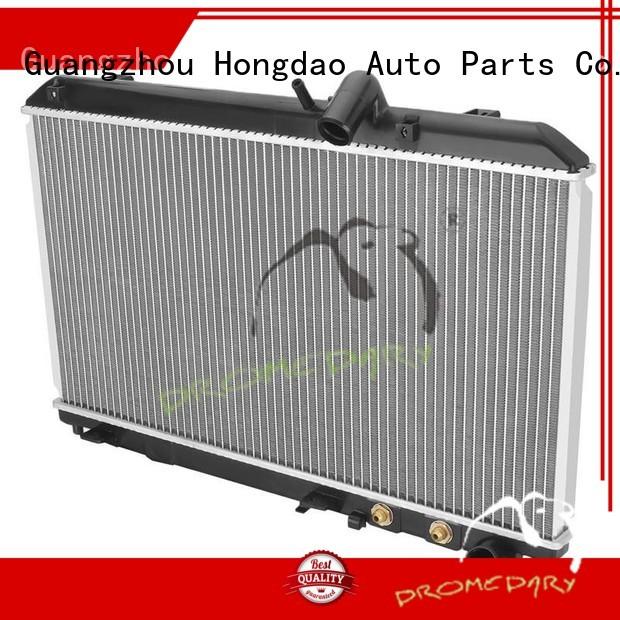 auto Custom aluminum rx8 radiator k323 Dromedary