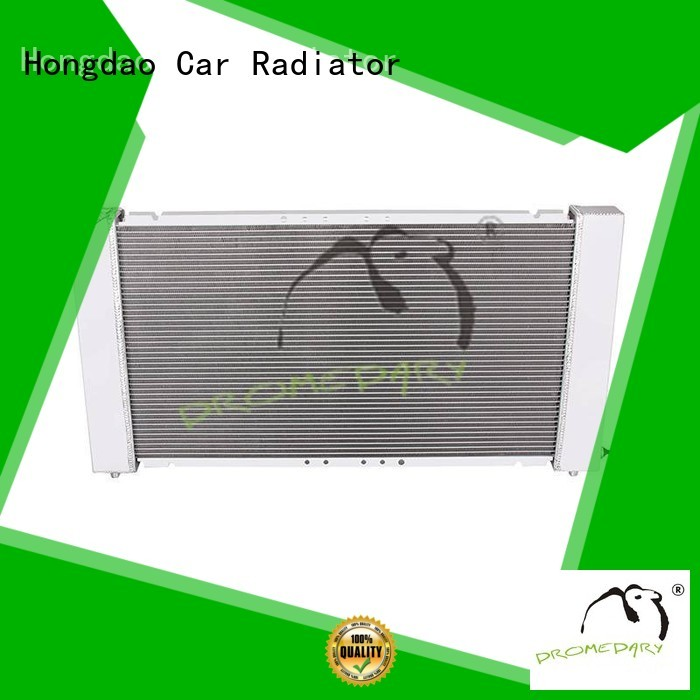 Dromedary Brand jimmy blazer gmc radiator replacement chevrolet factory