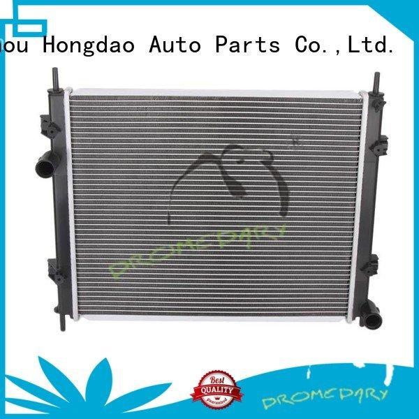 Quality Dromedary Brand aluminum fiat radiator