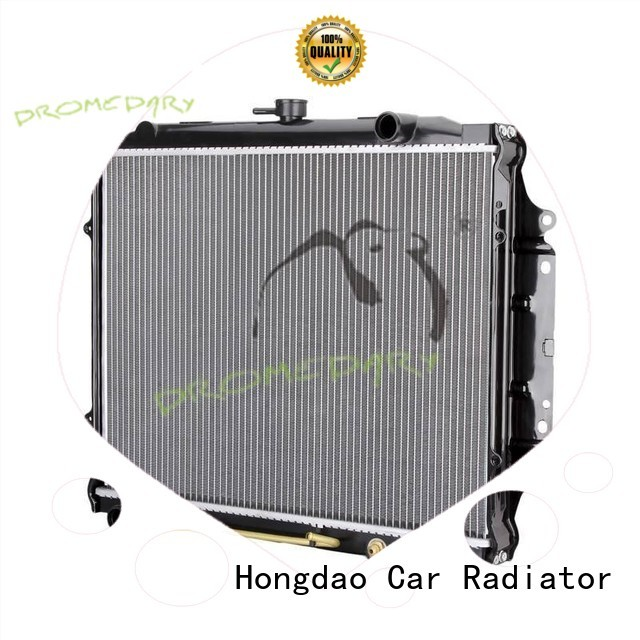 Wholesale radiator isuzu radiator for sale base Dromedary Brand
