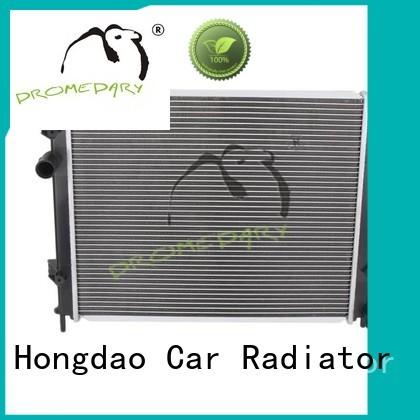 fiat panda radiator 2005 12l fiat radiator aluminum Dromedary Brand